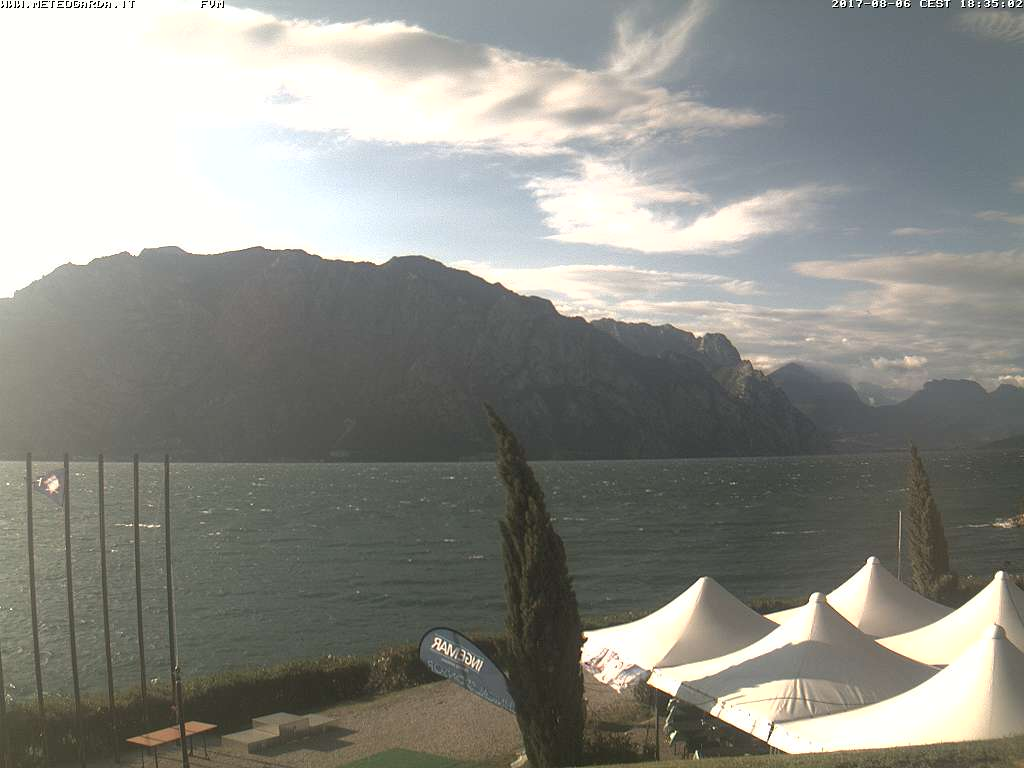 Meteogarda Malcesine Webcam