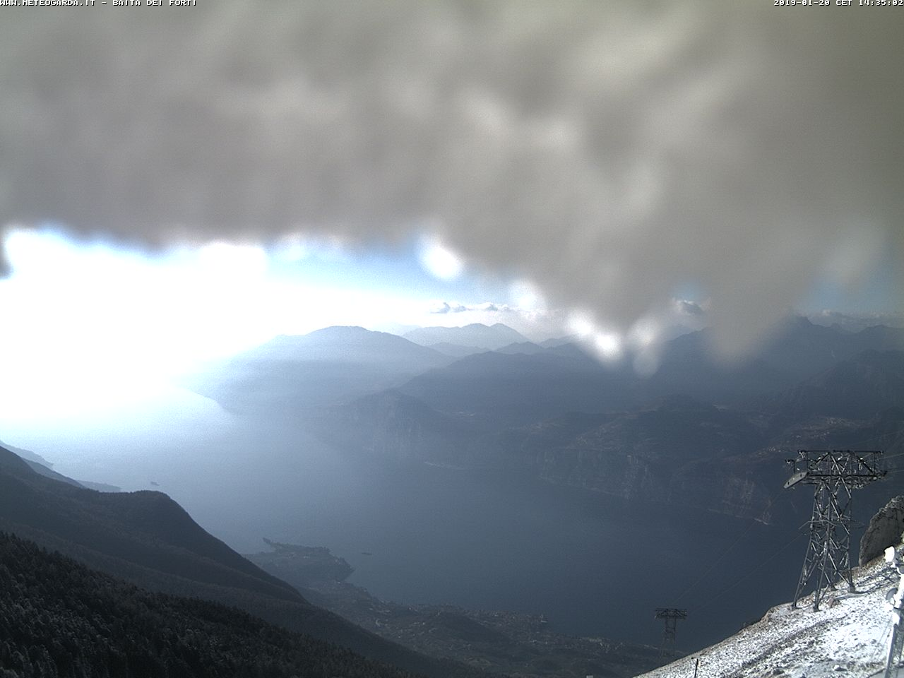 Webcam Garda Lake