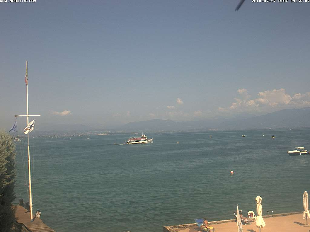 Webcam Peschiera del Garda