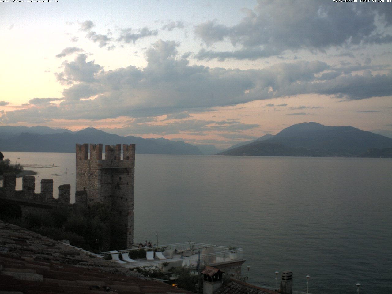 Webcam von http://www.meteosirmione.it