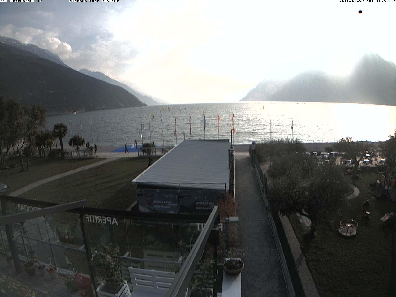Meteogarda Torbole Webcam